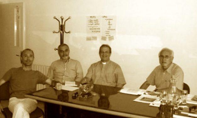 Don Nick dalla Terra Santa : Conversazioni per specialisti…
