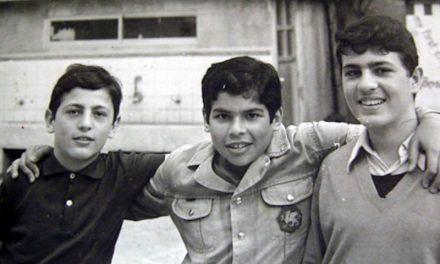 Il primo iscritto libanese : Shoukran Mahjoub!