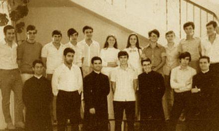 """Maturandi 1969 : I ragazzi della via """"Curie"""""""
