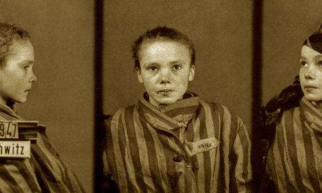 Czesława Kwoka, adolescente polacca di 14 anni
