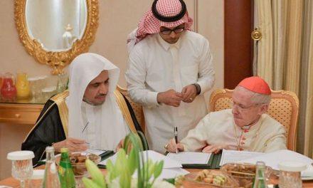 Accordo di cooperazione tra Lega islamica mondiale e Vaticano