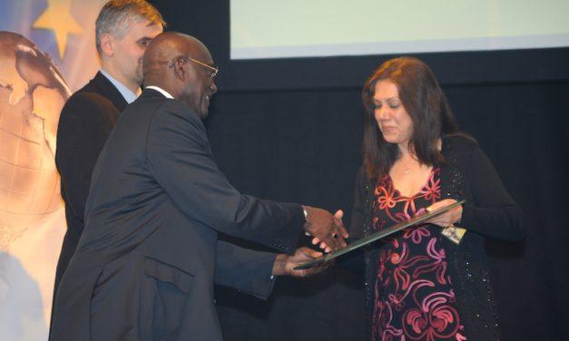 "Il prestigioso ""Energy Globe Award"" al VIS"