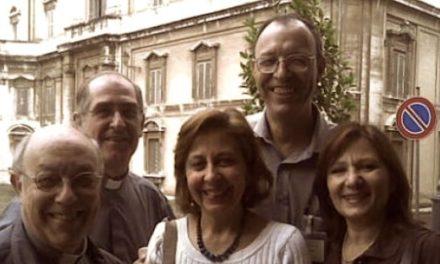 Mons. Flavio Giovenale dal Brasile di passaggio a Roma