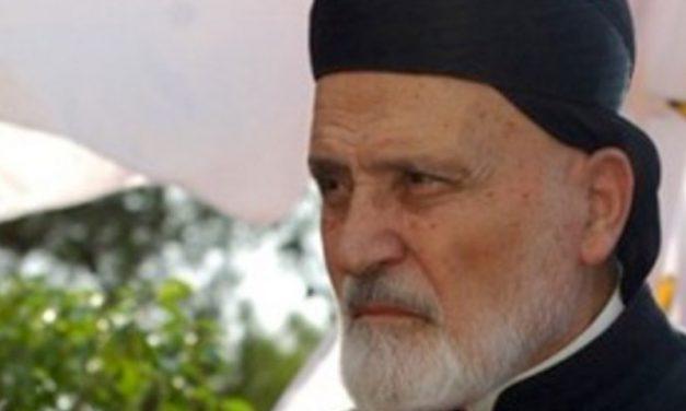 Le divisioni non sono mai servite a niente : Intervista con il Patriarca Maronita Mar Nasrallah Boutrous Sfeir