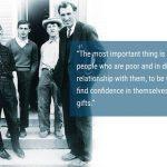 Jean Vanier, l'Arche e una battaglia di principi…