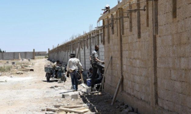 La trasformazione continua in Siria