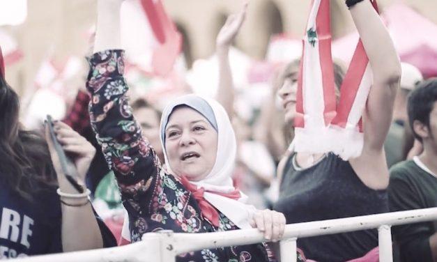 LIBANO 2019 : UN MOMENTO DIFFICILE
