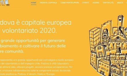 Padova Capitale Europea Volontariato 2020