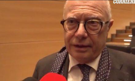 Intervista al professor Massimo Galli, primario  infettivologo dell'ospedale «Sacco» di Milano