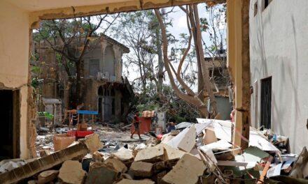 Dramma di bambini e famiglie in Libano