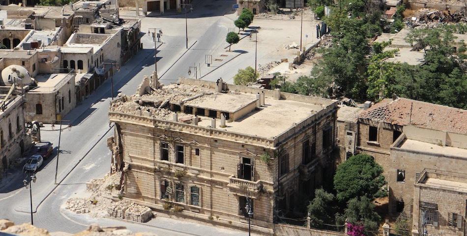 Siria : origini del conflitto, rifugiati e discesa in inferno…