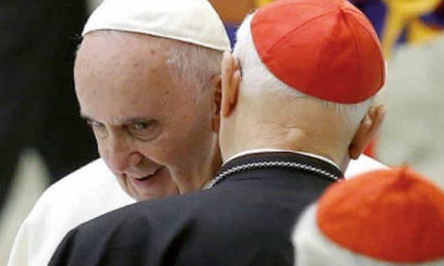 Il Papa che disturba e rompe…