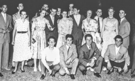 Una foto del 2 giugno del 1955