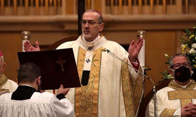 Monsignor Pizzaballa: «E' triste vedere la tensione nelle comunità miste che prima vivevano in pace»